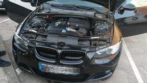 El vehículo robado en Francia en el que un joven se dio a la fuga y se tiró a un canal huyendo de un control policial.