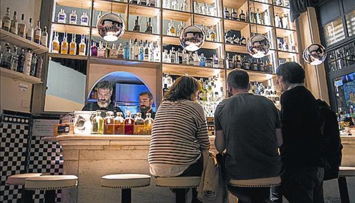 La coctelería Xixbar se renueva