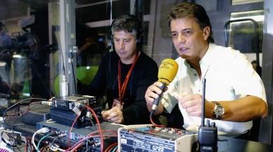 Días de radio y fútbol