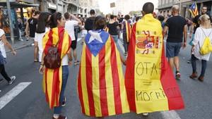 Comptes virtuals per a la Catalunya independent