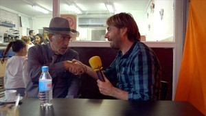 'El foraster' torna a TV-3 amb una visita al barri gitano de la Mina