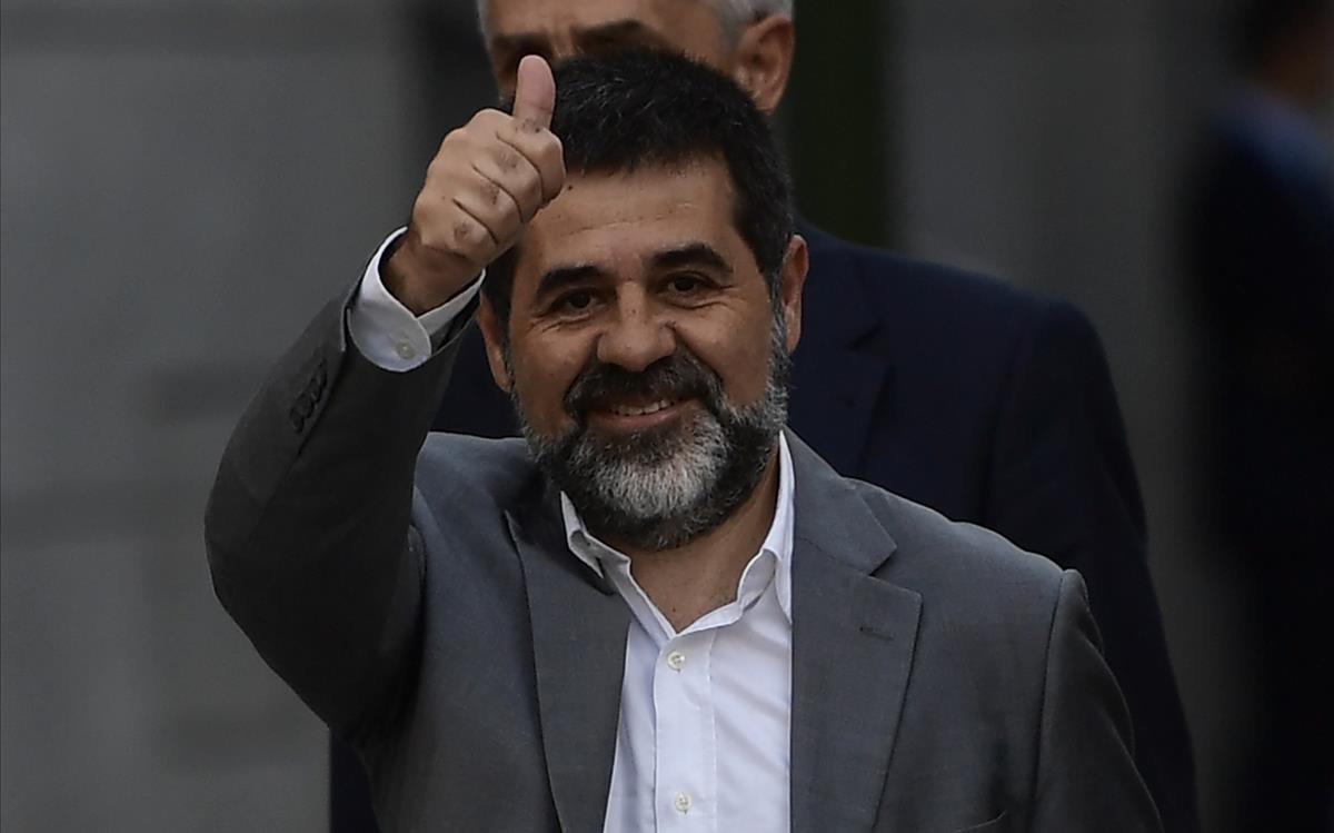 El Constitucional rebutja excarcerar Sànchez
