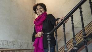 """Arundhati Deosthale: """"Al meu poble cada nen llegeix uns 100 llibres a l'any"""""""