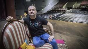Experto al timón. Daniel Anglès, director artístico de Onyric, convertirá el espacio en punto de encuentro para los amantes del musical.