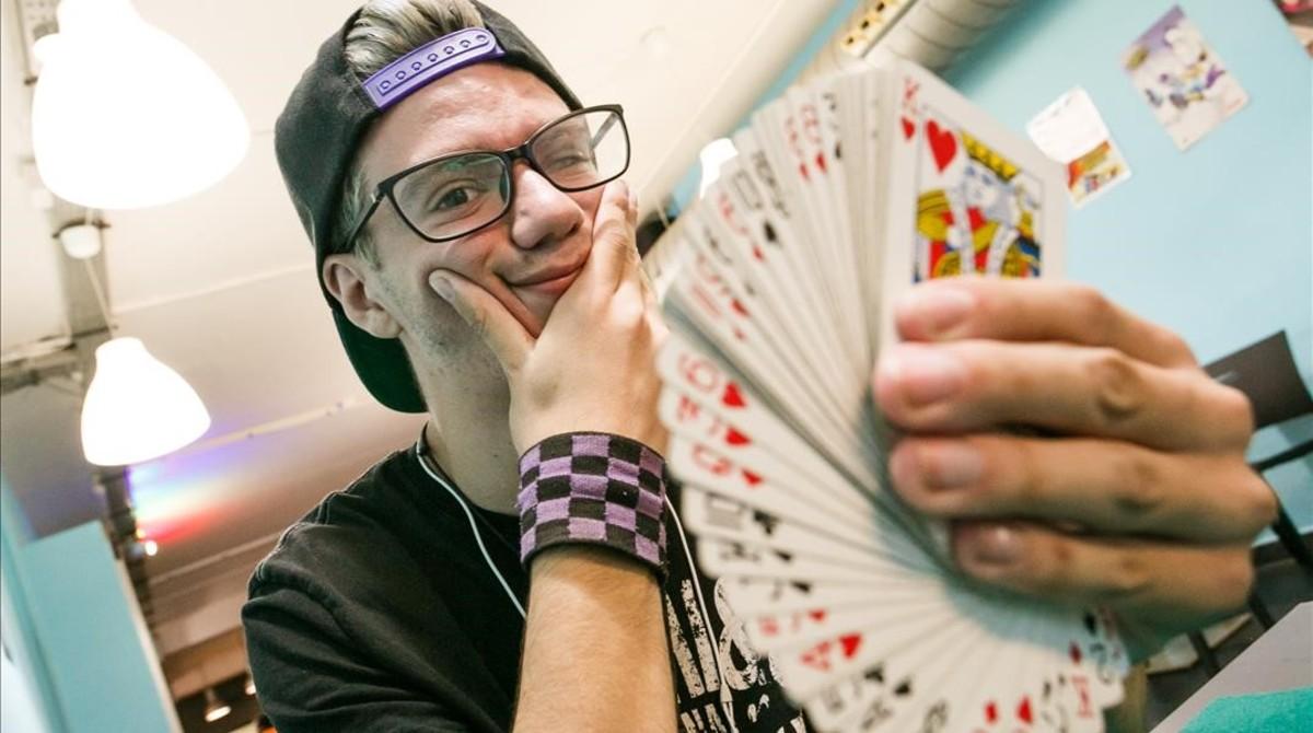 """Joel Tejedor: """"La magia apareció en el hospital por arte de magia"""""""