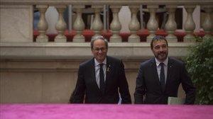 Torra fitxa l'alcalde de Molins (PDECat) per rellevar Josep Rius