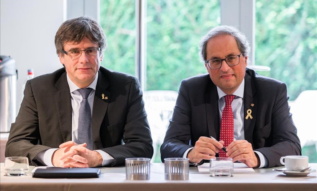 Enquesta del CEO: Junqueras, el líder més ben valorat, i Torra i Puigdemont suspenen