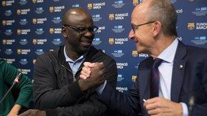 La Fundació Barça treballarà en la integració de menors immigrants