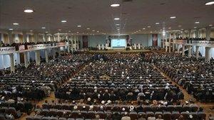 """L'""""assemblea de la pau"""" a l'Afganistan"""