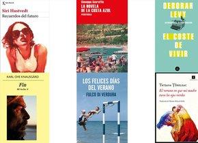 10 novelas internacionales para este verano