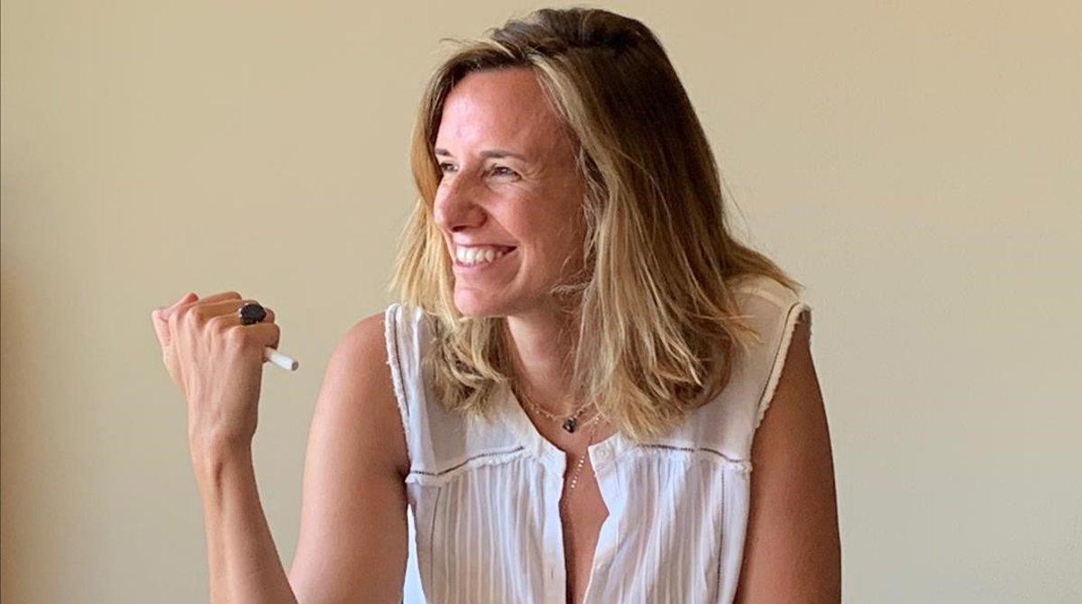 Idoia Ortiz: «Modernitzar el públic és central»