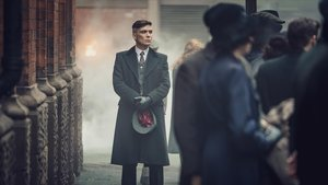 Cillian Murphy como Tommy Shelby en la quinta temporada de 'Peaky Blinders'.