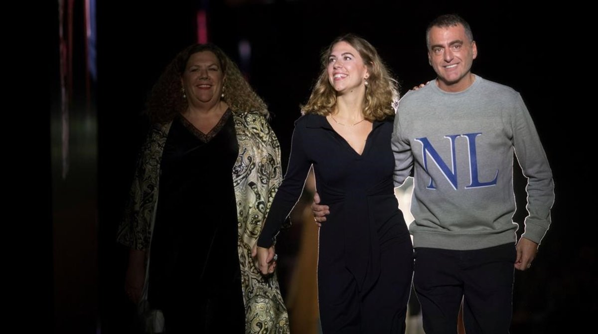LaCEO de Naulover, Carmen Noguera,junto a su hija Paula Rodríguez,consejera delegada y directora creativa de Naulover.