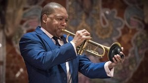 Wynton Marsalis, en el Palau de la Música, el viernes.