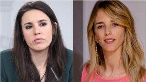 Montero respon a Álvarez de Toledo després de dir que Iglesias «va sortir com un mascle alfa a defensar la seva femella»