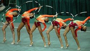 La actuación española en los Juegos de Atlanta 1996.