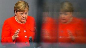 Alemanya només té uns centenars de dosis de remdesivir