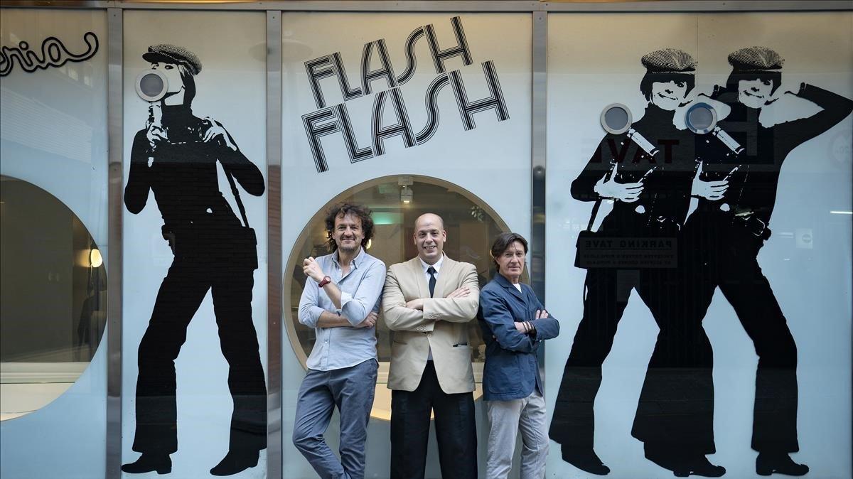 Flash Flash: 50 anys de llum, hamburgueses i truites