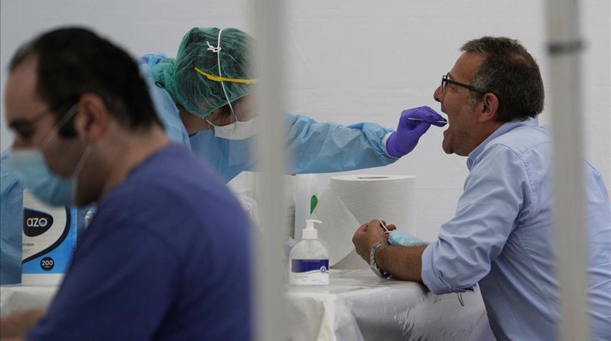 El focus d'Ordizia ascendeix a 58 contagis i Euskadi suma 30 nous positius