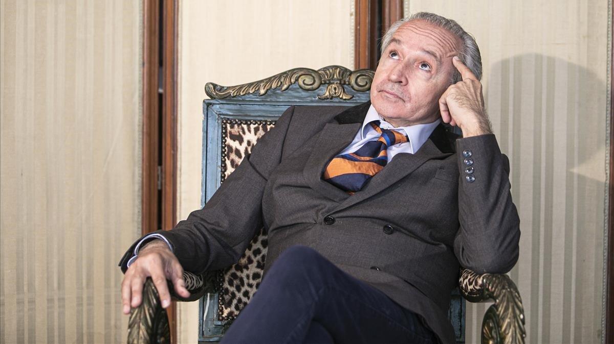 Alfonso de Vilallonga: «A ningú li interessa la música per si mateixa»