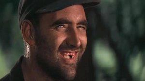 Uno de los asilvestrados 'hillbillies' de 'Deliverance' (1972), de John Boorman.