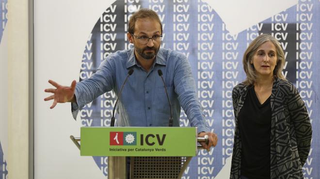 ICV creu que la imputació de Mas, Rigau i Ortega és un pas més en el despropòsit de lEstat sobre el 9-N