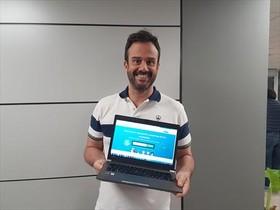<b>GESTIÓN DE RECURSOS HUMANOS.</b> Miguel Fresnada, consejero delegado y cofundador de Woffu.