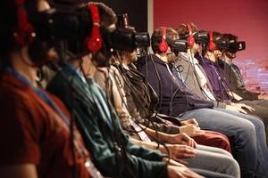 Experiencia en el estand de Seat en el último Mobile World Congress.