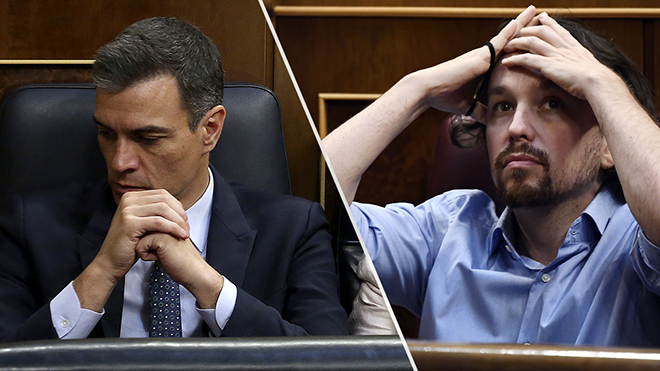 Sánchez i Iglesias es donen una última oportunitat