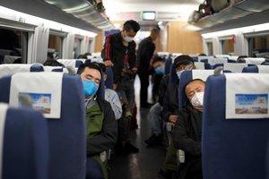 La província xinesa de Hubei reprèn l'activitat després de la quarantena