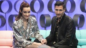 Adara y Gianmarco en 'El tiempo del descuento'.