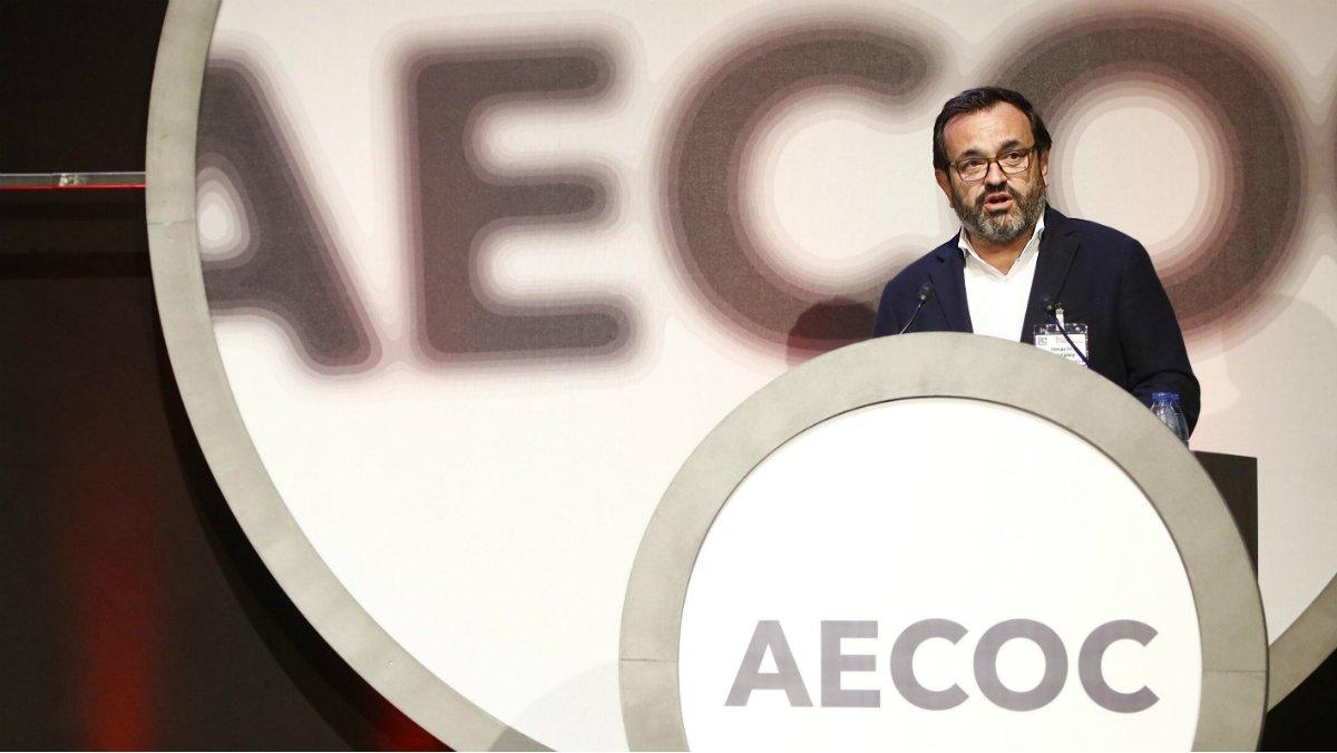 El vicepresidente de Aecoc y consejero delegado de Nueva Pescanova, Ignacio González.