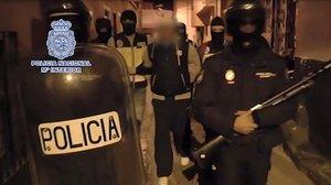 Un detenido en Guadalajara y tres en Marruecos de una red de apoyo al Estado Islámico