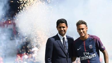 Vuelve el 'show' de Neymar