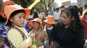Aldeas Infantiles en Cochabamba, Bolivia.