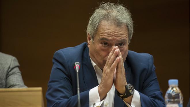 Rus asegura que él denunció al yonki del dinero antes que nadie.