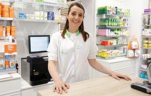 """""""Somos una farmacia 'on line', pero primamos el trato personalizado"""""""