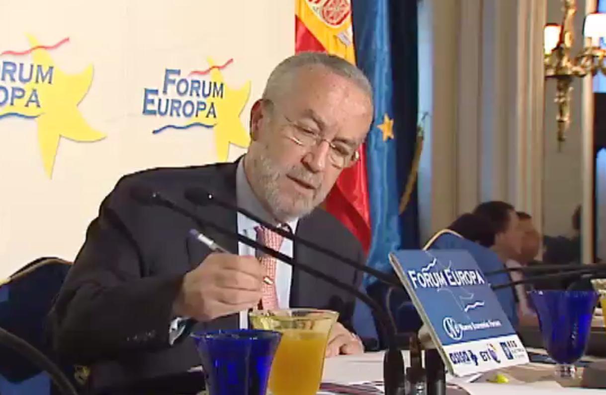 Arriola cree que Podemos es un partido de frikis sin recorrido político