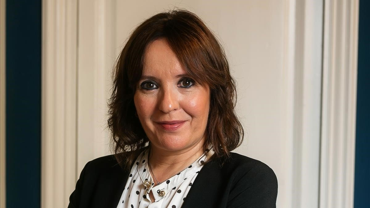 La actriz Àurea Márquez.