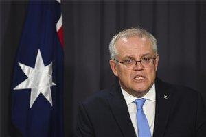 Minister Scott, el primer ministro de Australia.