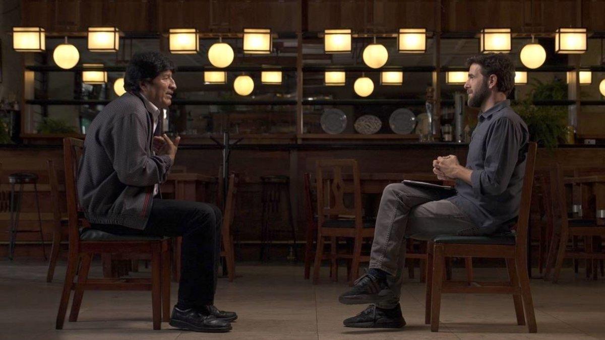 Gonzo entrevistará a Evo Morales y a Carlos Mesa en 'Salvados'