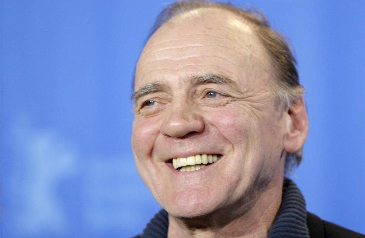 Bruno Ganz, durante la Berlinale en 2009.