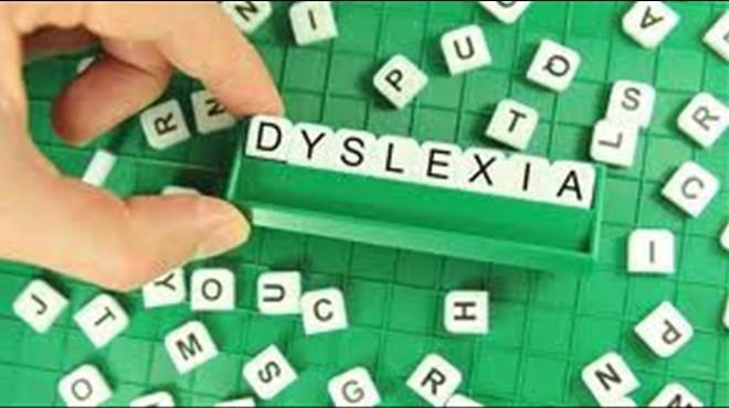 Así es como se siente una persona con dislexia