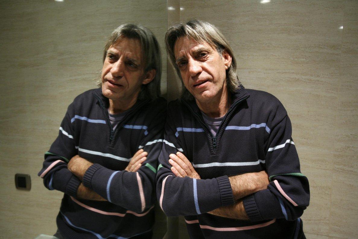 El cantautor Luis Pastor, en una imagen de archivo.