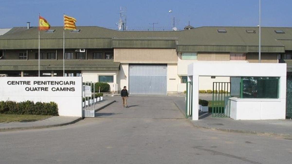 Cárcel de Quatre Camins, en La Roca del Vallès.