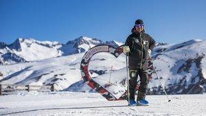 Àngel Sahún: «Era pister en hivern i vaquer a l'estiu»