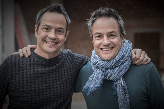 Sergio y Javier Torres.
