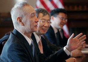 Para la parte china, las negociaciones están siendo francas, concretas y fructíferas.