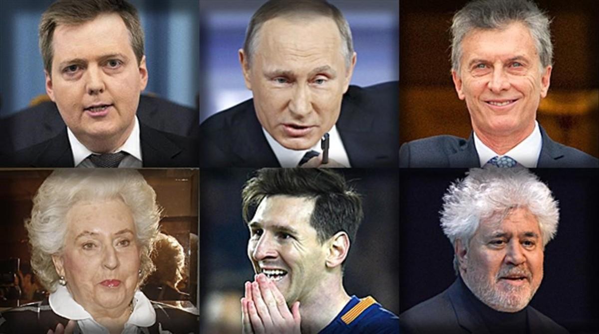Una macrofiltración destapa los paraísos fiscales de cargos públicos y famosos de todo el mundo