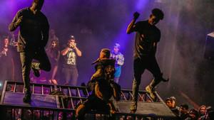 Concierto de Yung Beef en la sala Apolo, el sábado 10 de febrero